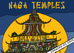 david j diamant - Naga Temples